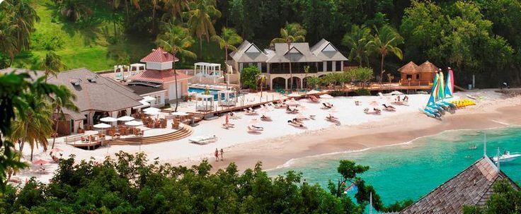 #OrganicSpaMagazine #DealoftheWeek | St Lucia Spa, Spa Vacation, St Lucia Spa Resort | BodyHoliday