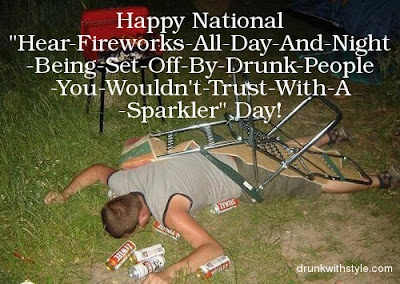 funny 4th july fireworks quotes