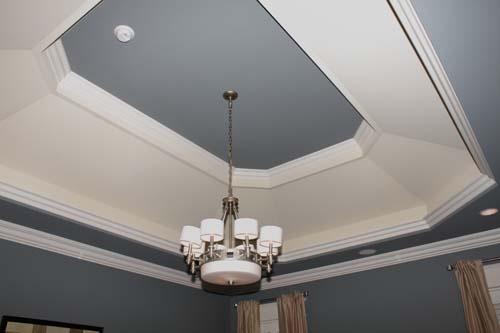 Master Bedroom Tray Ceiling Master Bedroom Pinterest