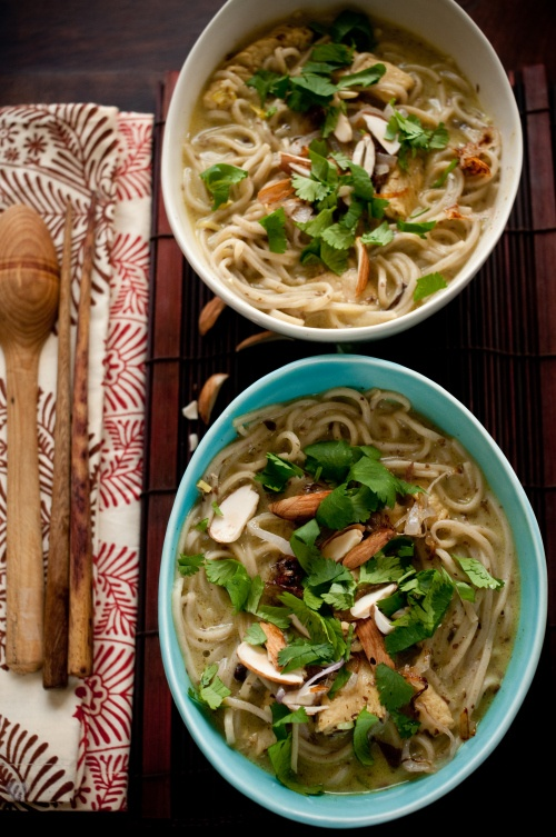 Turkey Curry with Udon Noodles   Cool Things   Pinterest