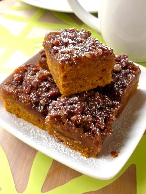 Pumpkin Tea Cake #vegan   Food from Moms   Pinterest