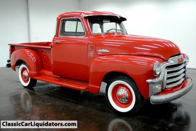 1954 gmc 5 window pickup cars and bikes pinterest