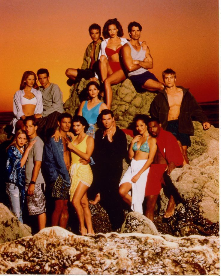Sunset BeachI loved this soap opera.