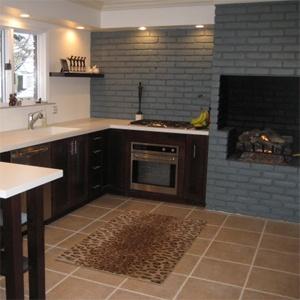 brick interior paint for the home pinterest. Black Bedroom Furniture Sets. Home Design Ideas