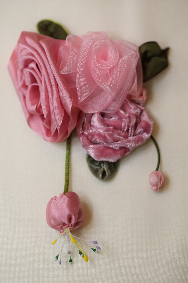 Handmade silk roses by mooshi on etsy inspirational for Unique crafts to sell on etsy