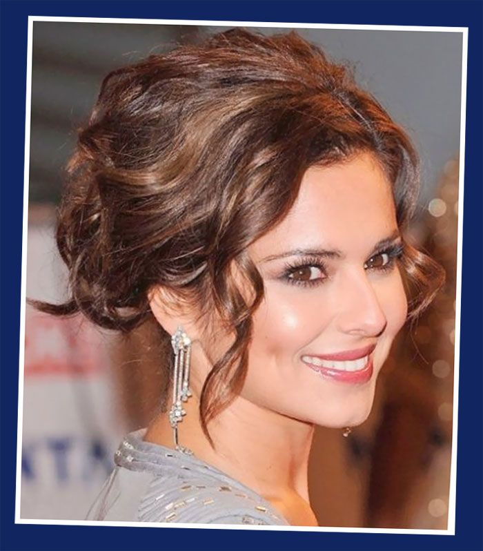 Loose Curly Updo | Wedding Hairstyles | Pinterest