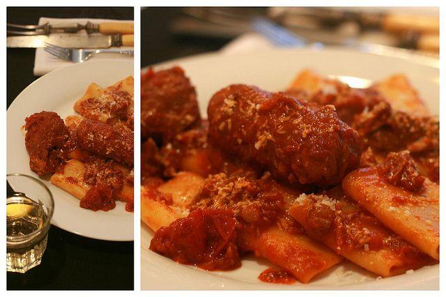 ragu' della domenica (slow cooked sunday ragu') by Amelia PS, via ...