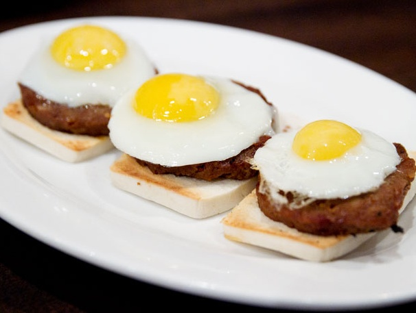 Open Faced Egg Sandwiches. | Breakfast-Eggs+Accompaniments | Pinterest