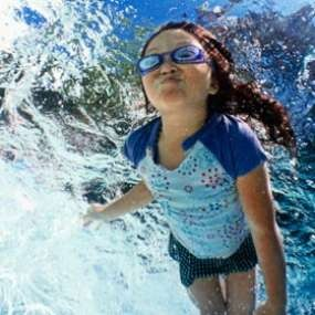 Pin by k te dorsey on camp pinterest for Wearing t shirt in swimming pool