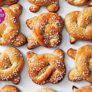 Sweet Pretzels | All-American Appetizers | Pinterest