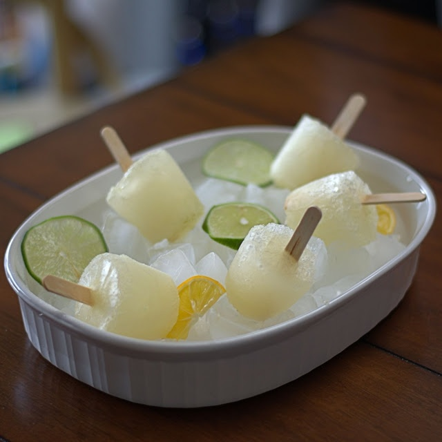 Margarita Ice Pops   Recipes to Try - One Tequila, Two Tequila, Three ...