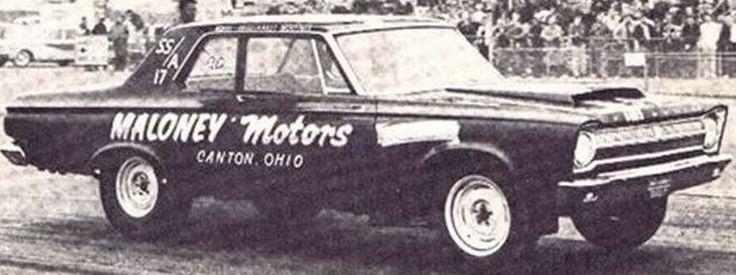 Canton ohio s maloney motors ohio vintage drag racers and drag str