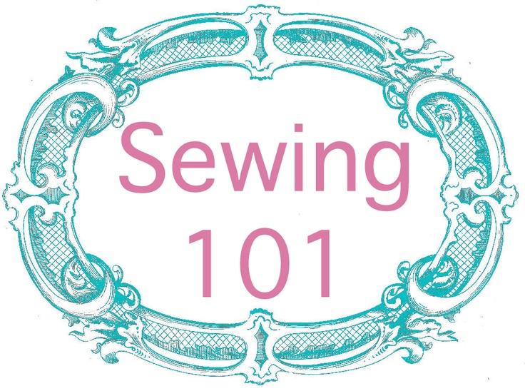 fabulous tutorials to sew pleats, ruffles, you name it!