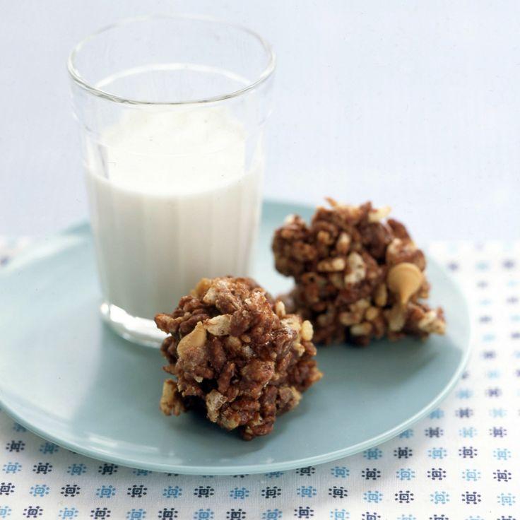Crunchy Chocolate Treats | Recipe