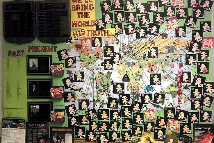 LDS Mormon Bulletin Board. Past, Present and Future missionaries ...