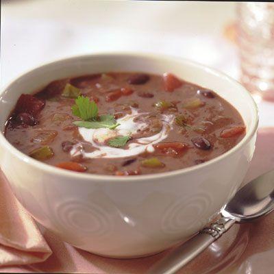 Black Bean Soup | Recipes | Nestlé Meals.com-not with bouillon; use ...