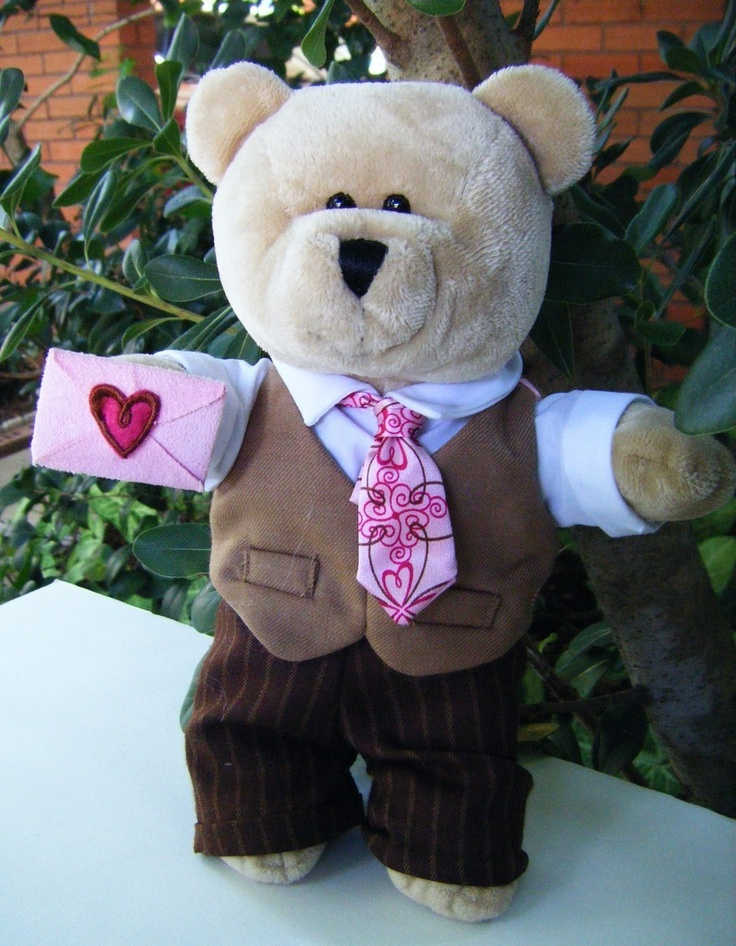valentines day bear craft