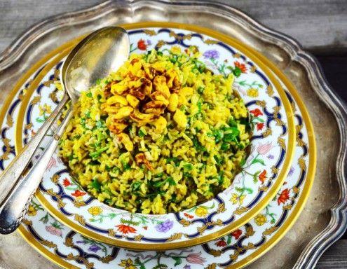 Vegan Spiced Cashew Rice   Recipe