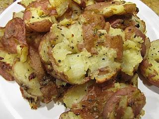 Crash Hot Potatoes | What's for dinner? | Pinterest