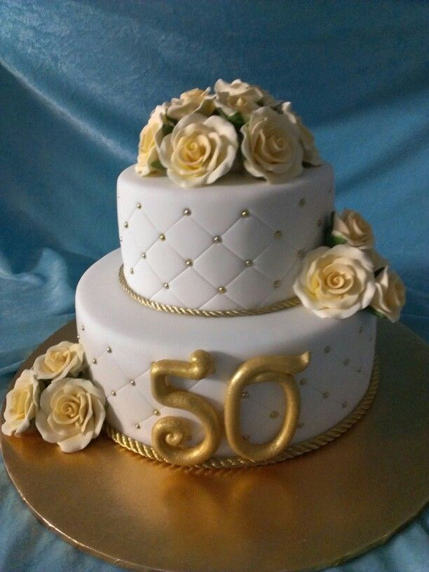 Cake Design Birthday 50 : 50th Birthday Cake CAKES Pinterest