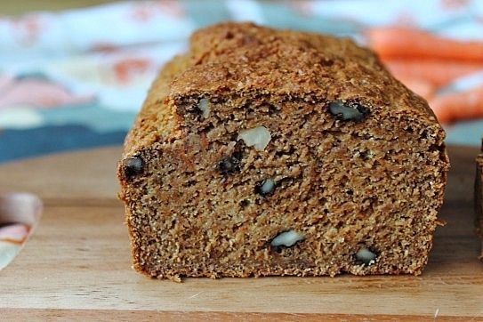 loaf cake walnut cake carrot walnut loaf recipe tejal s kitchen carrot ...