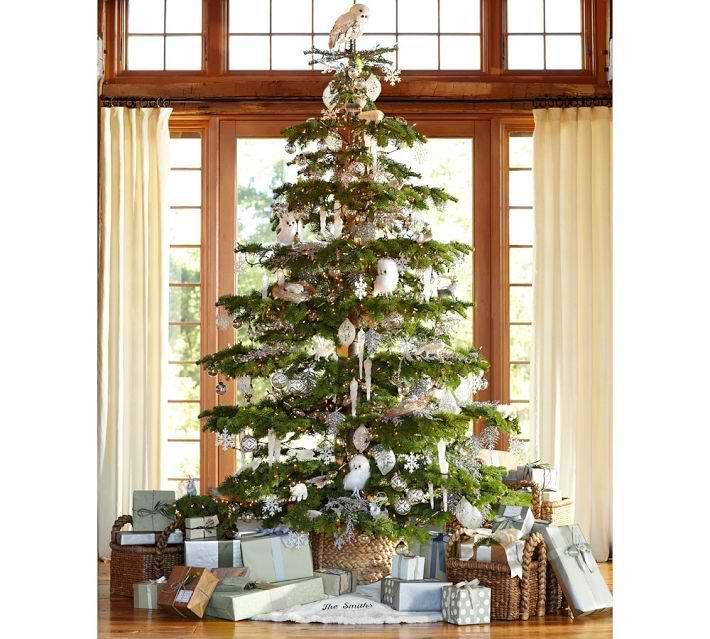 christmas_tree_decorating_ideas | X-Mas Ideas 2012 | Pinterest