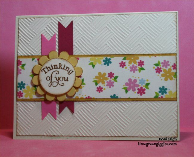 Of you stampin up thinking of you sympathy cards pinte