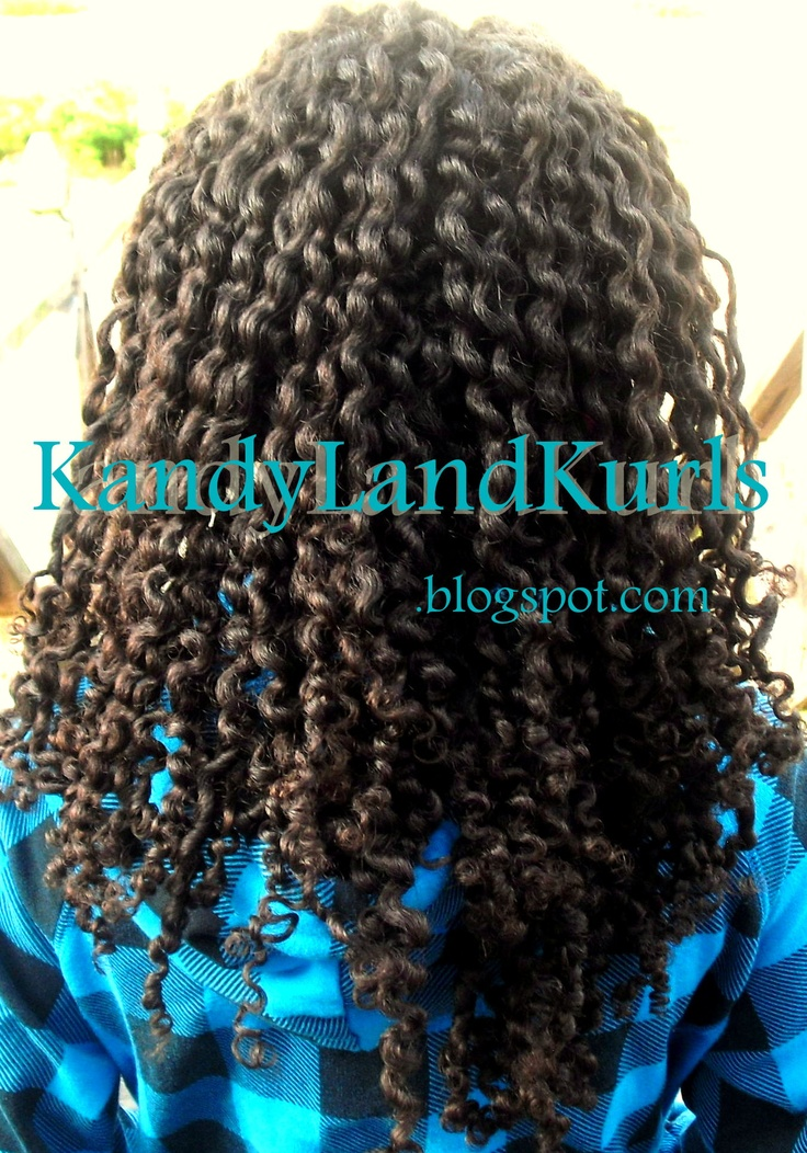 Crochet Hair Routine : Twist out Natural Hair Pinterest