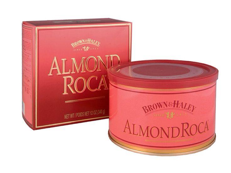 Almond Roca!