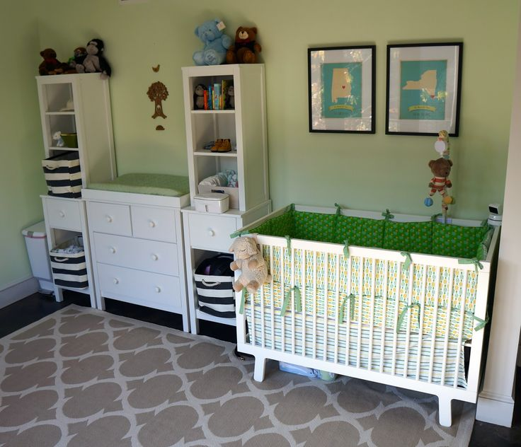 Nursery in master bedroom house pinterest for Master bedroom with attached nursery