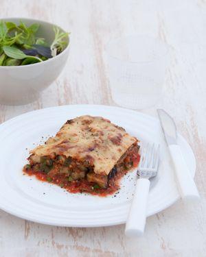 Light Eggplant Parmigiana | Family Dinners | Pinterest