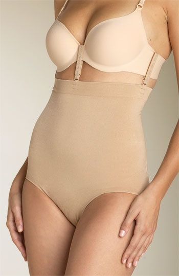 SPANX® 'Slim Cognito' Bodysuit Shaper available at #Nordstromweddings