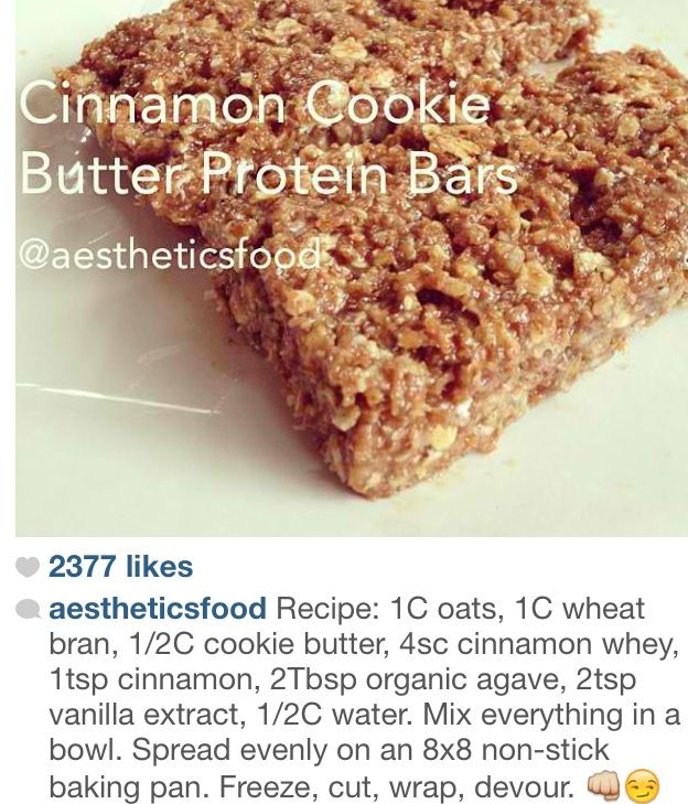 Apple Cinnamon Cookie Bars Recipe — Dishmaps