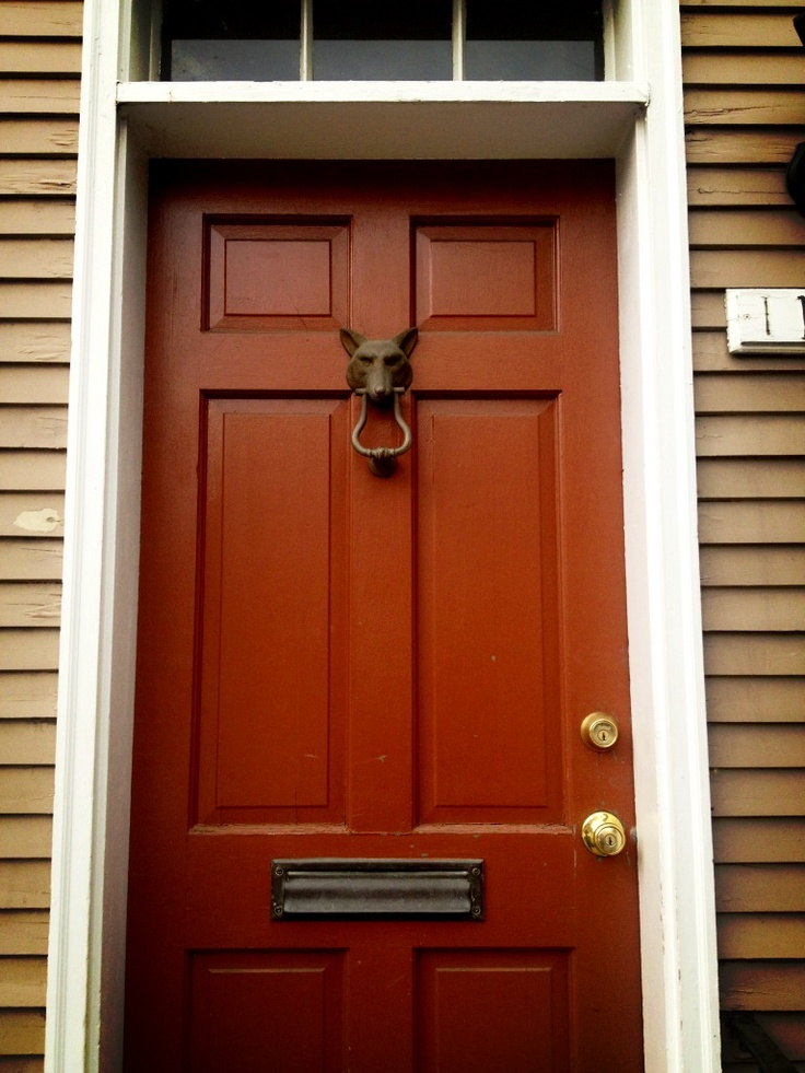 Awesome knocker front door entrance front door pinterest for Awesome front doors