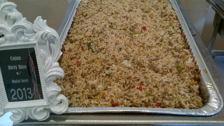 Cajun Dirty Rice by Culinary Sensations | Culinary Sensations | Pinte ...