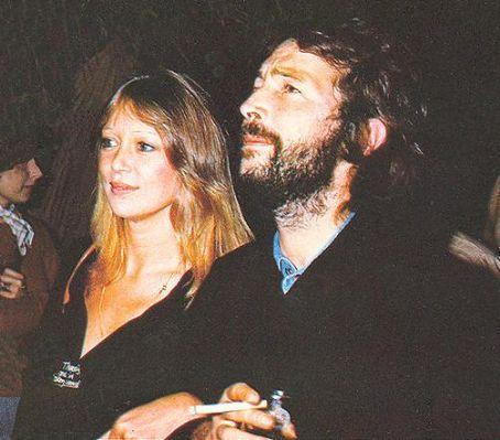 Eric ClaptonPattie Boyd Clapton