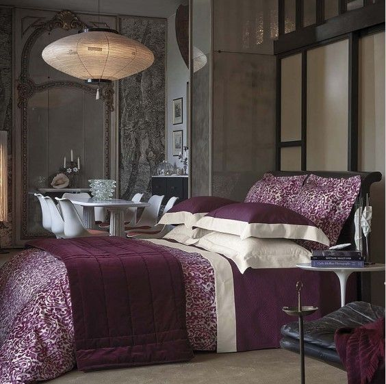 Plum Gray Purpura Violeta Pinterest