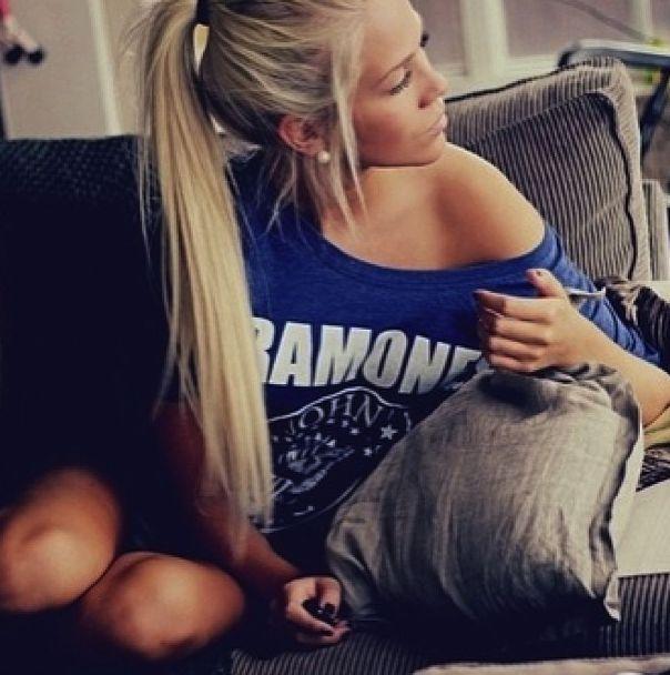 憧れる…♡海外女子のロングヘア&ヘアアレンジが美しすぎ!
