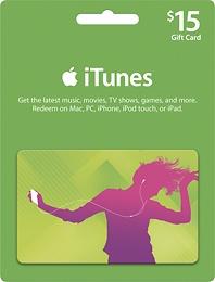 $15 itunes gift card code  bestbuy com site ap...