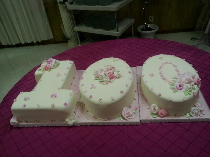 Grandmas 100th birthday party birthdays pinterest for 100th birthday decoration ideas