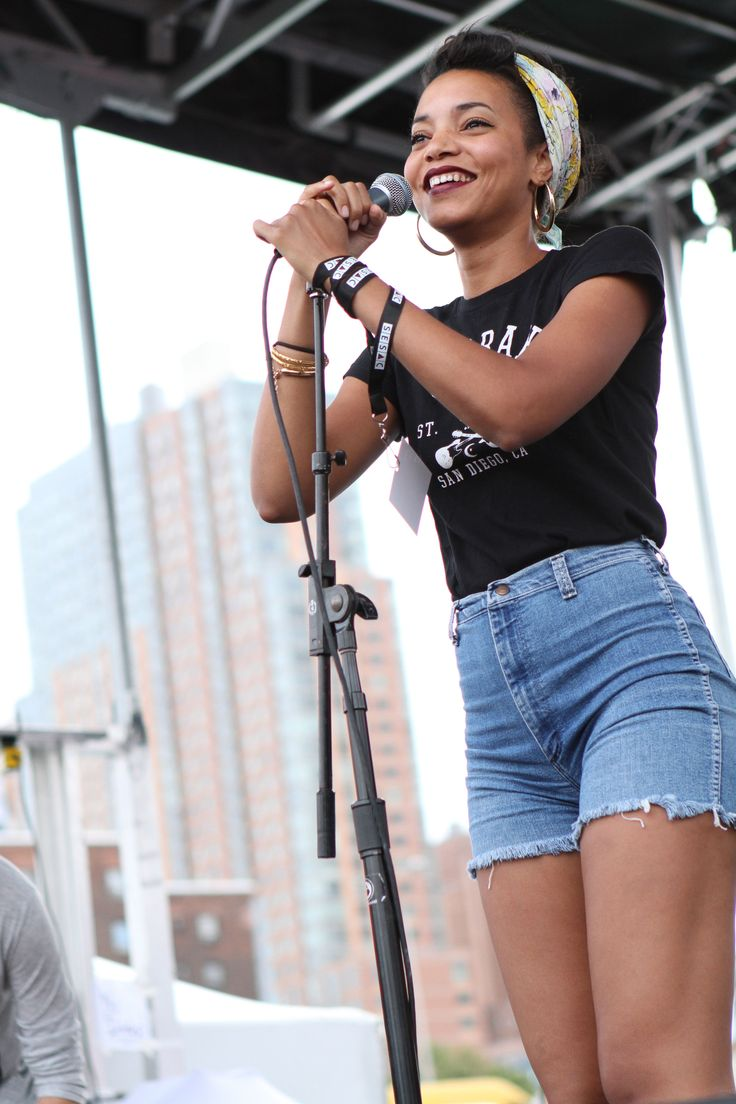 afro punk images | Alice Smith @ Afro Punk Festival 2012