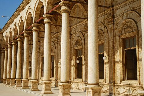 Egyptian Architecture Columns Ancient Egyptian Architecture Picture