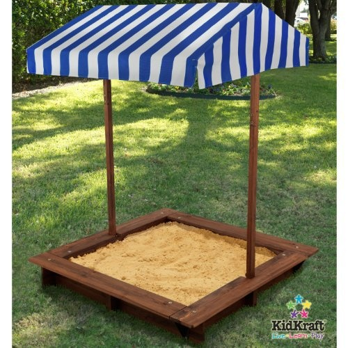 Backyard Sandbox : 4×4 Outdoor Sandbox  MAKING MY HOME BETTER!!  Pinterest
