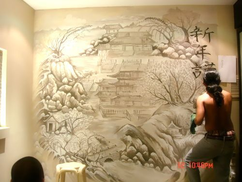 japanese wall mural sheharizad pinterest popular japanese wall murals buy cheap japanese wall