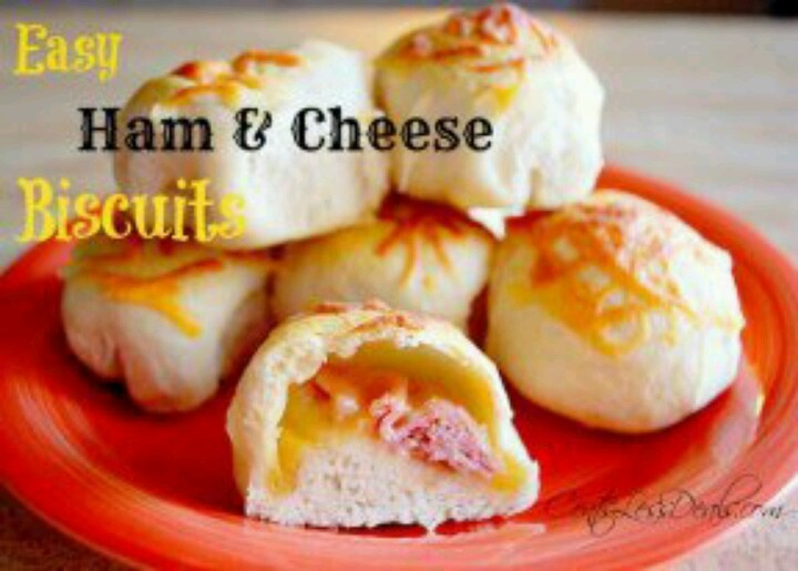More like this: cheese biscuits , hams and biscuits .