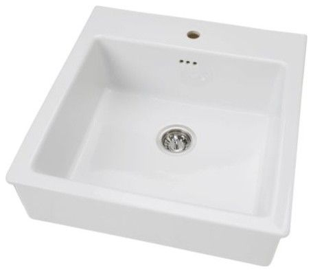 Ikea Bathroom Vanity on Domsj   Sink Bowl By Ikea Bathroom Vanities And Sink       Farm House