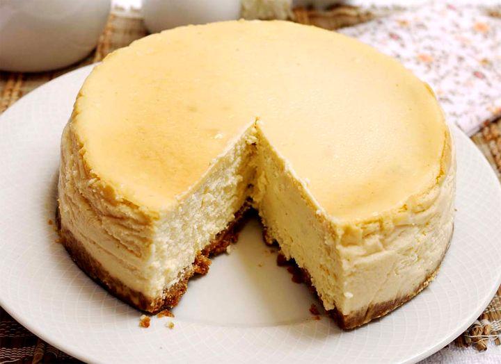 Irish Whiskey Cheesecake Recipe by Daily.Menu | iFood.tv