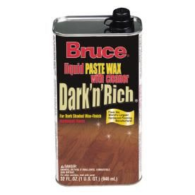 Bruce 32 Oz Dark And Rich Wax Painting Tech S And More