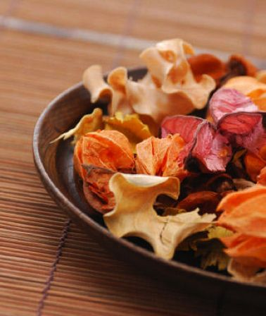 diy fall potpourri  Maybe we can do these for table decorations in the fishbowls