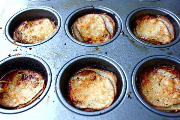 easy potato gratins! | I Love food | Pinterest